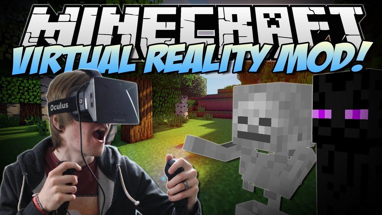 minecraft virtual reality mod ra Minecraft Mods, Resource Packs, Maps
