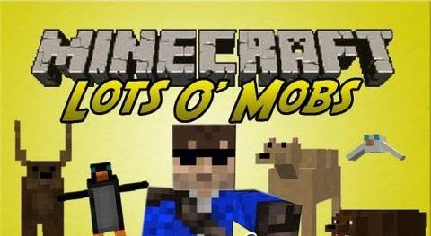 LotsOMobs Mod Minecraft Mods, Resource Packs, Maps