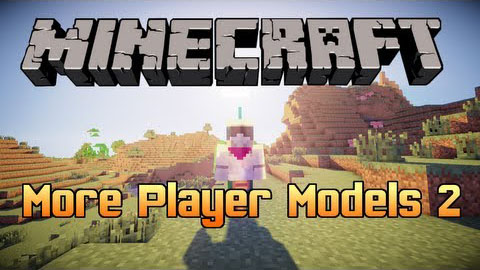 More Player Models 2 Mod Minecraft Mods, Resource Packs, Maps