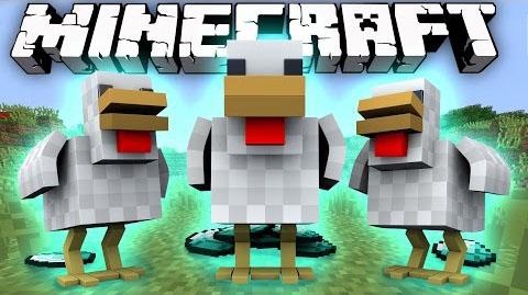 Chickens Mod Minecraft Mods, Resource Packs, Maps