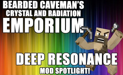 Deep Resonance Mod Minecraft Mods, Resource Packs, Maps