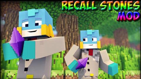 Recall Stones Mod Minecraft Mods, Resource Packs, Maps