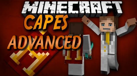 Advanced Capes Mod Minecraft Mods, Resource Packs, Maps