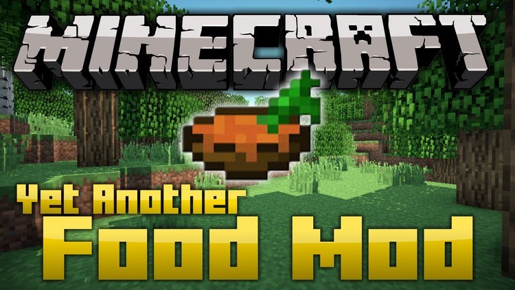 yet-another-food-mod-for-minecraft-logo