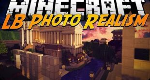 download lb photo realism resource packs LBPhotoRealism Minecraft Mods, Resource Packs, Maps