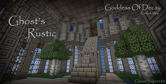 Download Ghost's Rustic Resource Packs