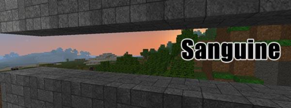 Download Sanguine Ultra Realistic Resource Packs