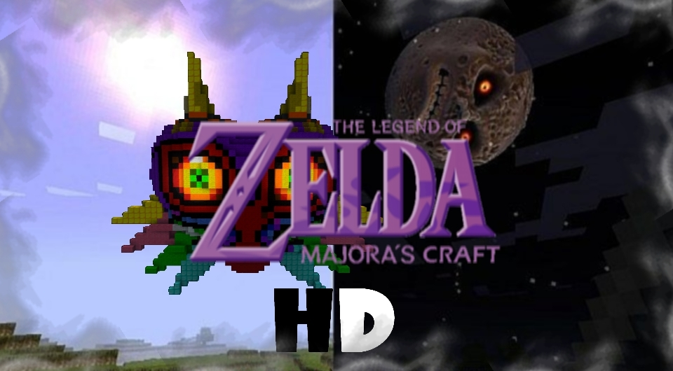 Download Legend of Zelda Craft HD Resource Packs