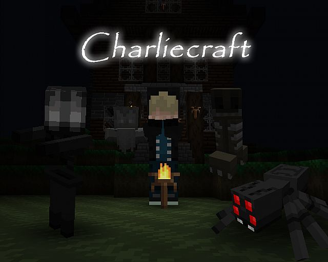Download CharlieCraft Resource Packs
