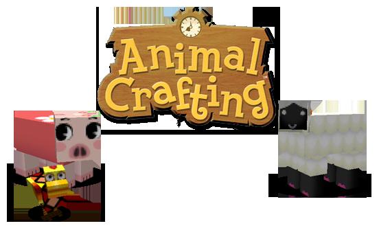Download Animal Crafting Resource Packs